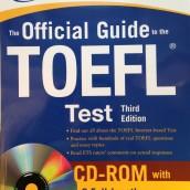 Учебники TOEFL