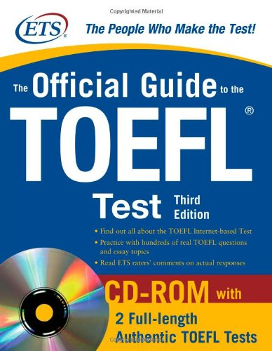 TOEFL Official Guide – необходимое пособие для успешной подготовки